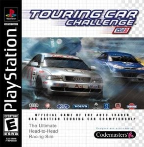 TOCA 2 Touring Car Challenge per PlayStation