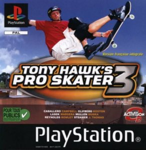 Tony Hawk's Pro Skater 3 per PlayStation