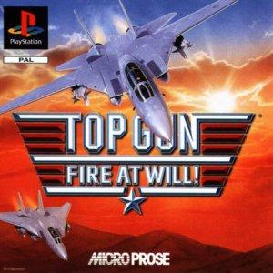 Top Gun per PlayStation