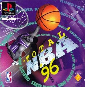 Total NBA '96 per PlayStation