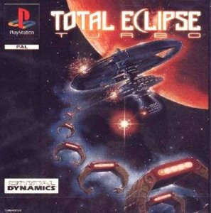 Total Eclipse Turbo per PlayStation