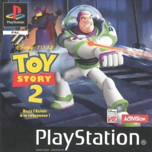 Toy Story 2 per PlayStation