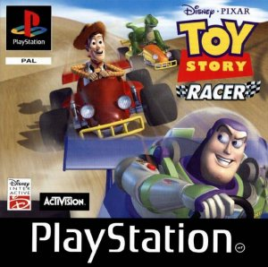 Toy Story Racer per PlayStation