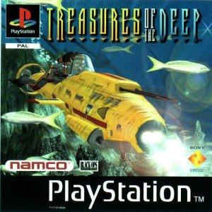 Treasures of the Deep per PlayStation