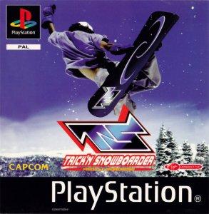 Trick'n Snowboarder per PlayStation