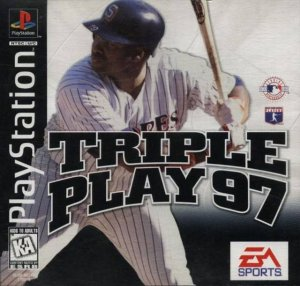 Triple Play 97 per PlayStation