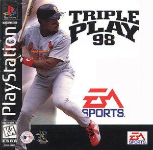Triple Play 98 per PlayStation