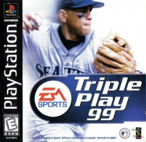 Triple Play 99 per PlayStation