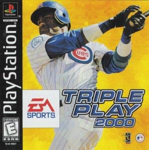 Triple Play 2000 per PlayStation