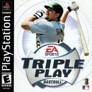 Triple Play Baseball per PlayStation