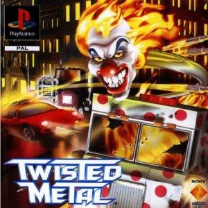 Twisted Metal per PlayStation