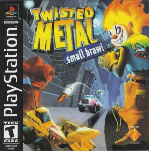 Twisted Metal Small Brawl per PlayStation