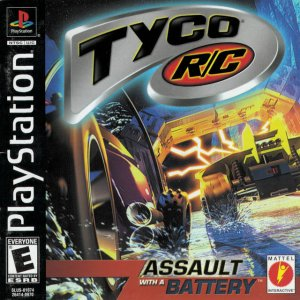Tyco RC Assault with a Battery per PlayStation