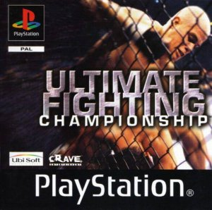 Ultimate Fighting Championship per PlayStation