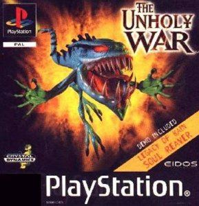 Unholy War (The) per PlayStation