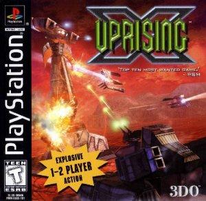 Uprising X per PlayStation