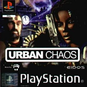 Urban Chaos per PlayStation