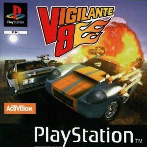 Vigilante 8 per PlayStation