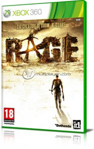 RAGE - The Scorchers per Xbox 360