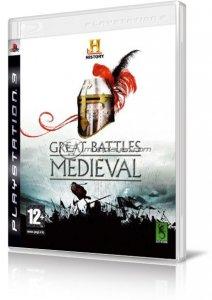 History: Great Battles Medieval per PlayStation 3