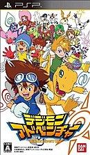 Digimon Adventure per PlayStation Portable