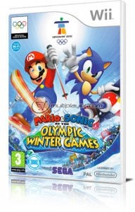 Mario & Sonic ai Giochi Olimpici Invernali per Nintendo Wii
