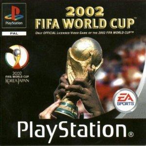 2002 FIFA World Cup per PlayStation