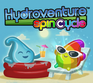 Hydroventure: Spin Cycle per Nintendo 3DS