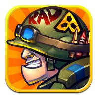 RAD Soldiers per iPhone