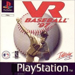 VR Baseball 97 per PlayStation