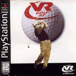 VR Golf '97 per PlayStation