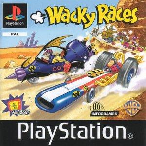 Wacky Races per PlayStation
