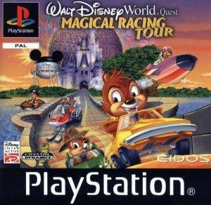 Walt Disney World Quest: Magical Racing Tour per PlayStation