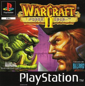 Warcraft II: The Dark Saga per PlayStation