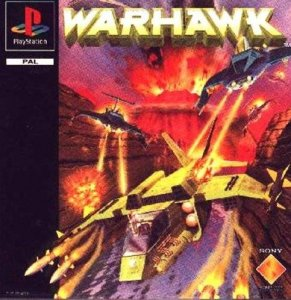 WarHawk per PlayStation