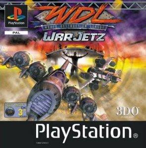 War Jetz per PlayStation