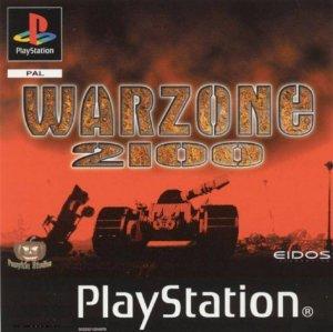 WarZone 2100 per PlayStation