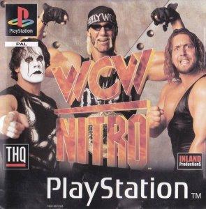 WCW Nitro per PlayStation