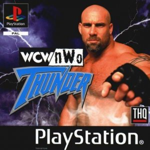 WCW/NWO Thunder per PlayStation