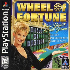 Wheel of Fortune per PlayStation