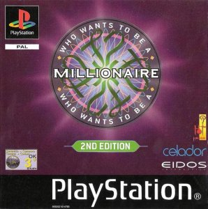 Who Wants To Be A Millionaire Second Edition per PlayStation