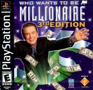 Who Wants To Be A Millionaire Third Edition per PlayStation