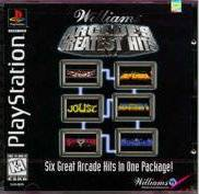 Williams Arcade's Greatest Hits per PlayStation