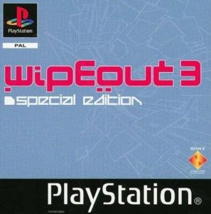 Wip3out Special Edition per PlayStation