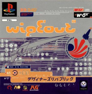 Wipeout per PlayStation