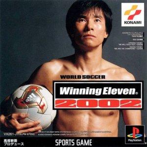 World Soccer Winning Eleven 2002 per PlayStation