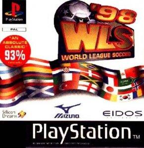 World League Soccer per PlayStation