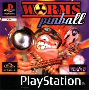 Worms Pinball per PlayStation
