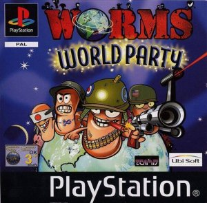 Worms World Party per PlayStation