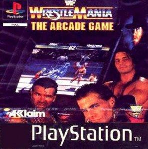 WWF Wrestlemania: The Arcade Game per PlayStation
